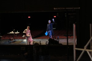 VŽnus ˆ la fourrure Avec Sofia Blondin et Vincent C™tŽ Photo: Pedro Ruiz